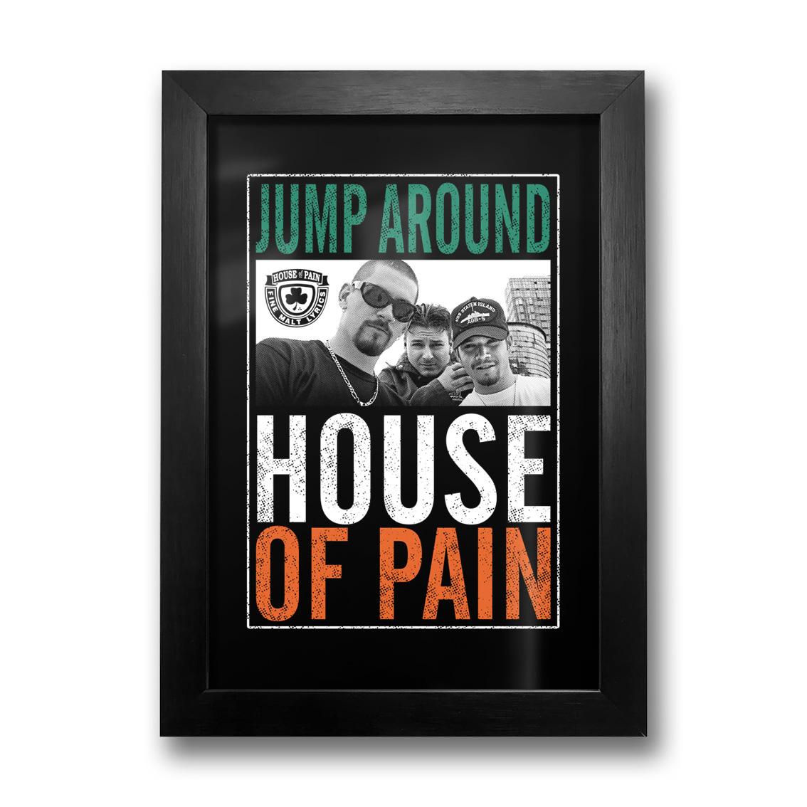 Quadro House Of Pain