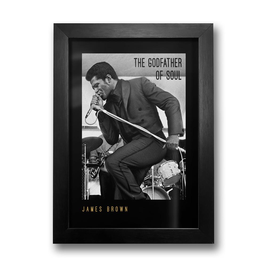 Quadro James Brown