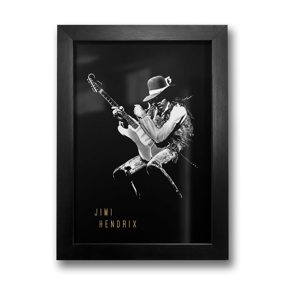 Quadro Jimi Hendrix
