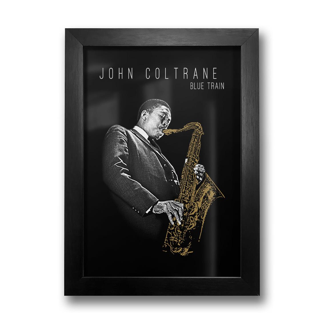 Quadro John Coltrane