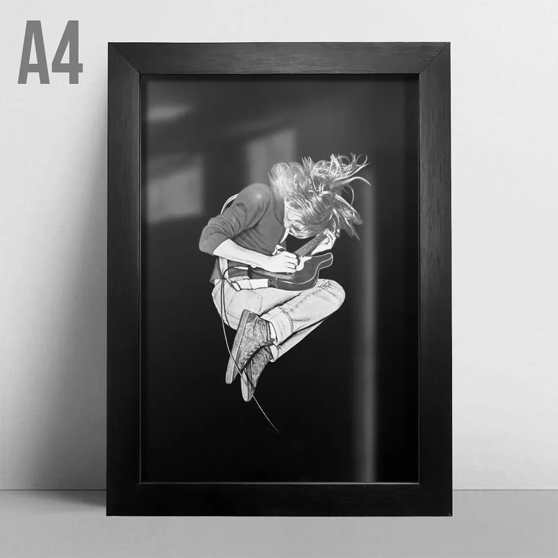Quadro A4 - Jump