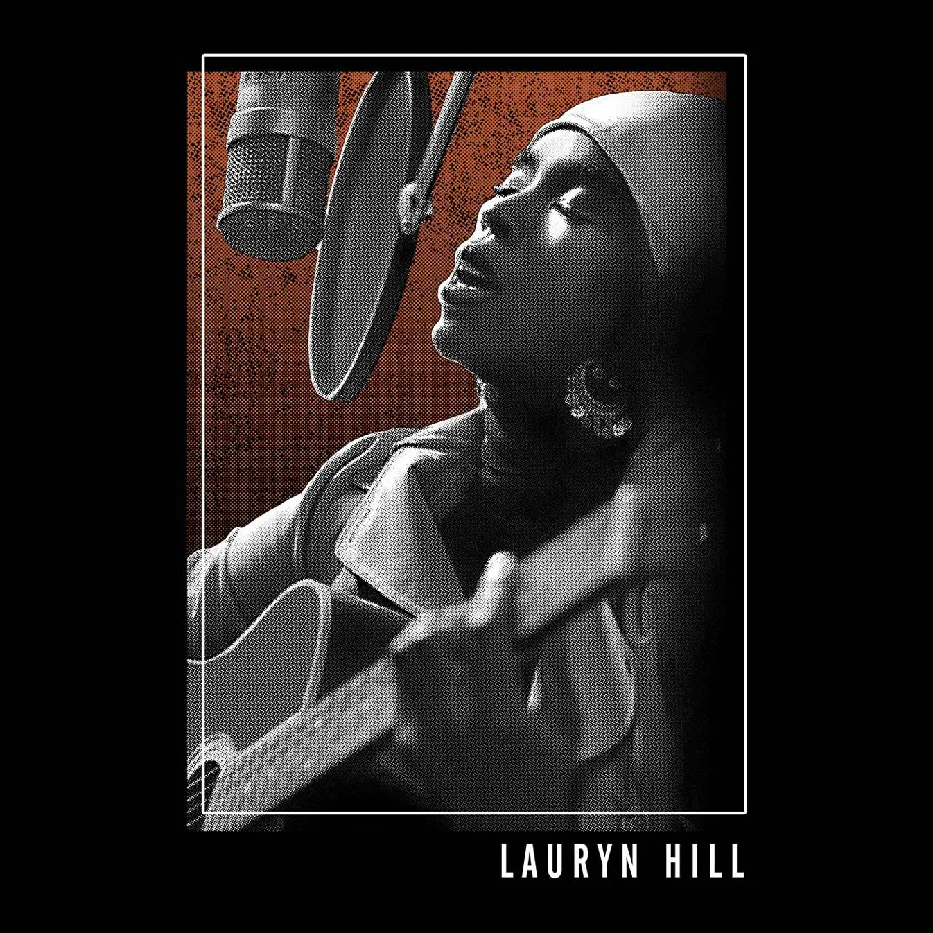 Quadro A4 - Lauryn Hill