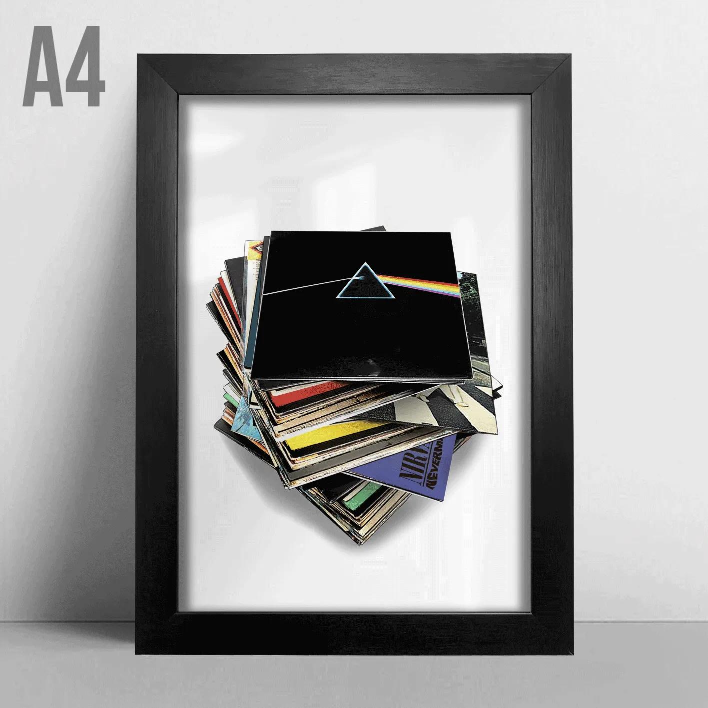Quadro A4 - LPs