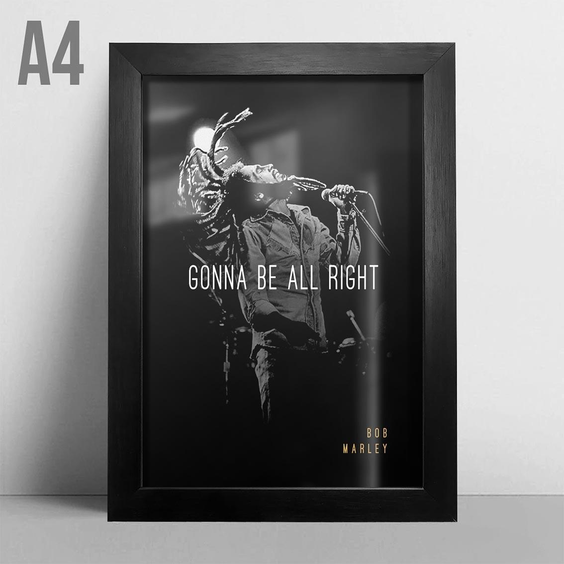 Quadro A4 - Marley