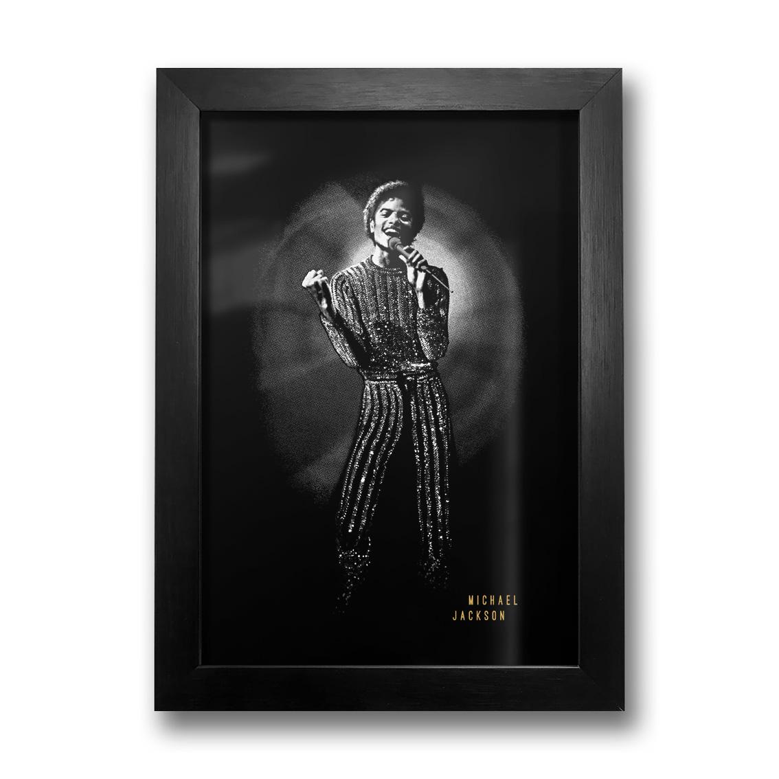 Quadro Michael Jackson