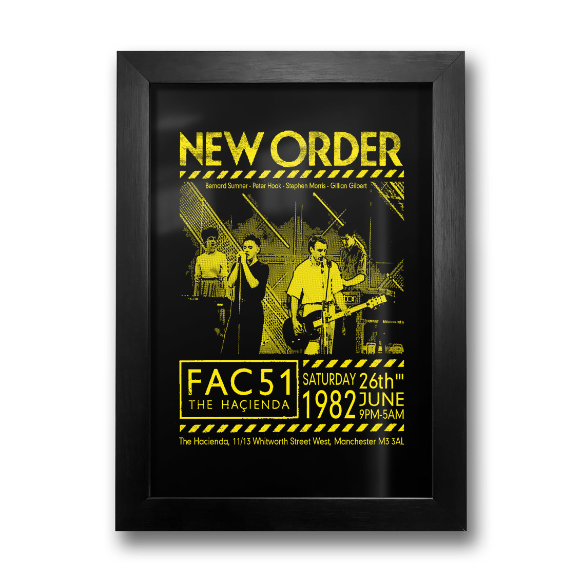 Quadro New Order