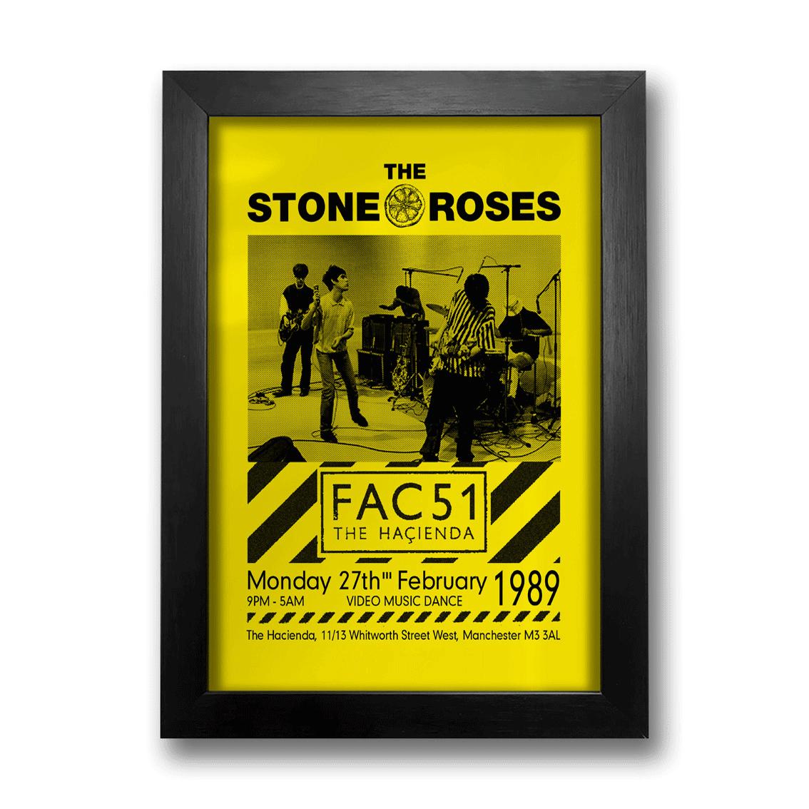 Quadro The Stone Roses