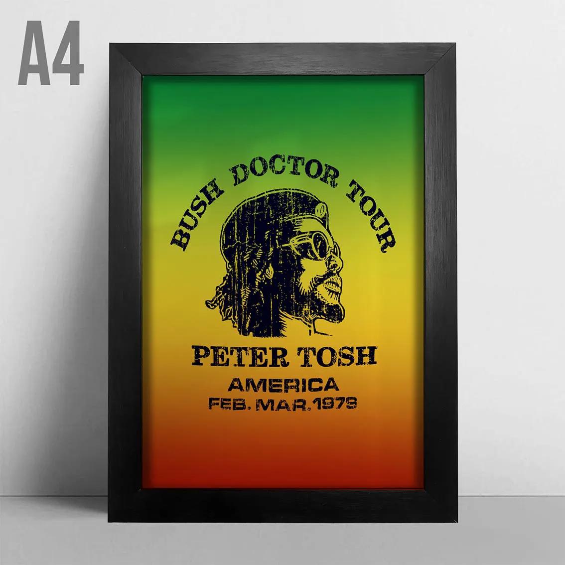 Quadro A4 - Peter Tosh