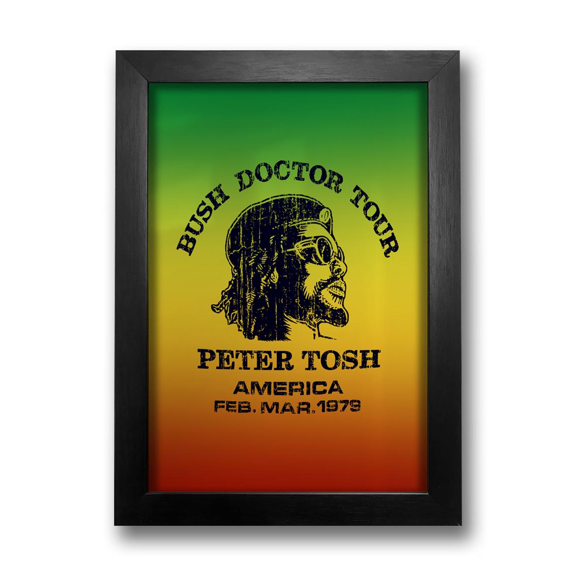 Quadro Peter Tosh