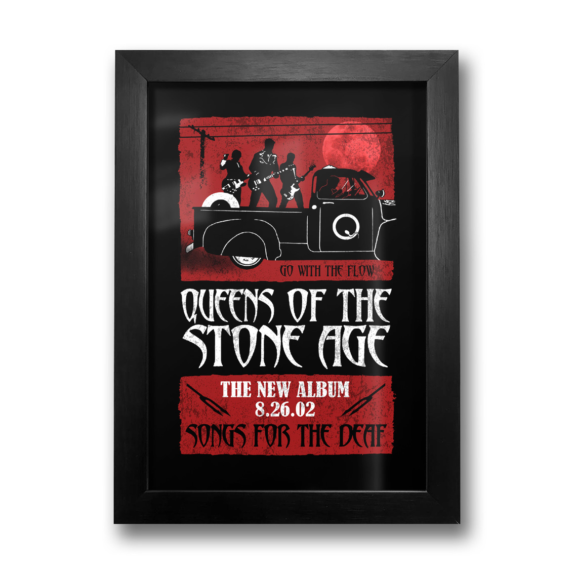 Quadro Queens Of The Stone Age