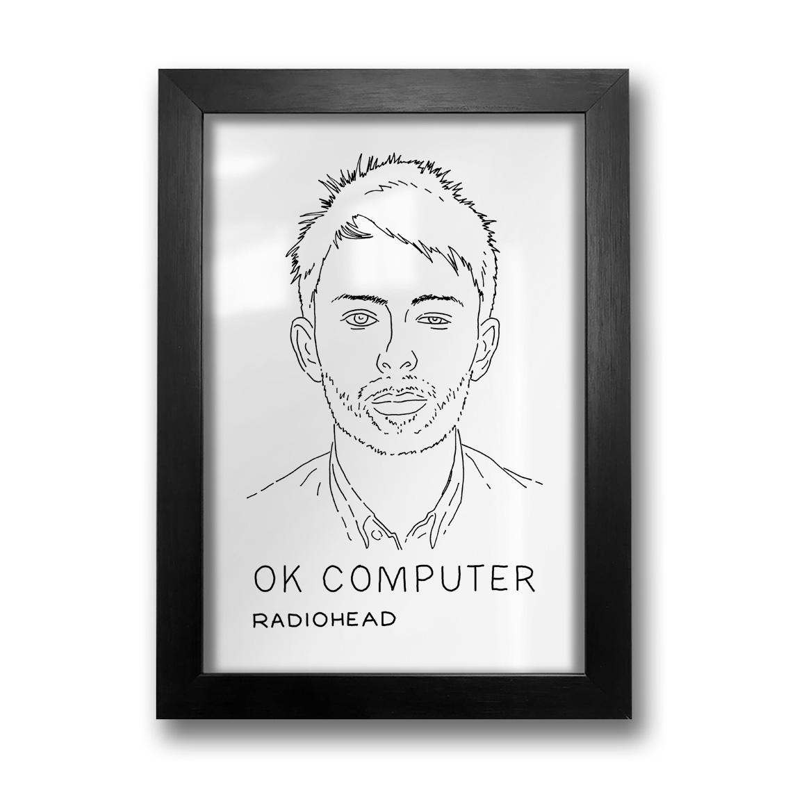 Quadro Radiohead