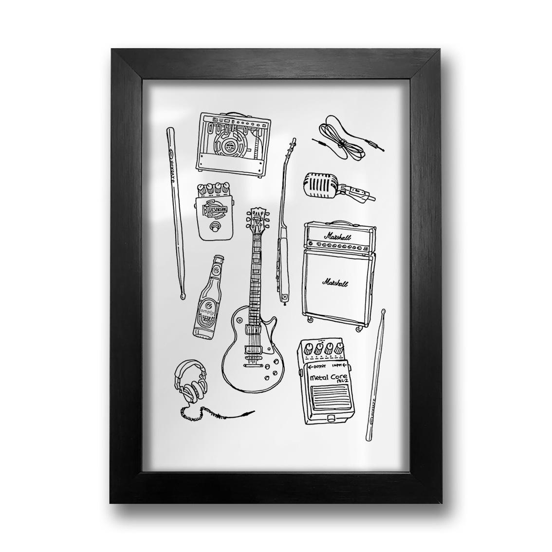 Quadro Rock Instruments
