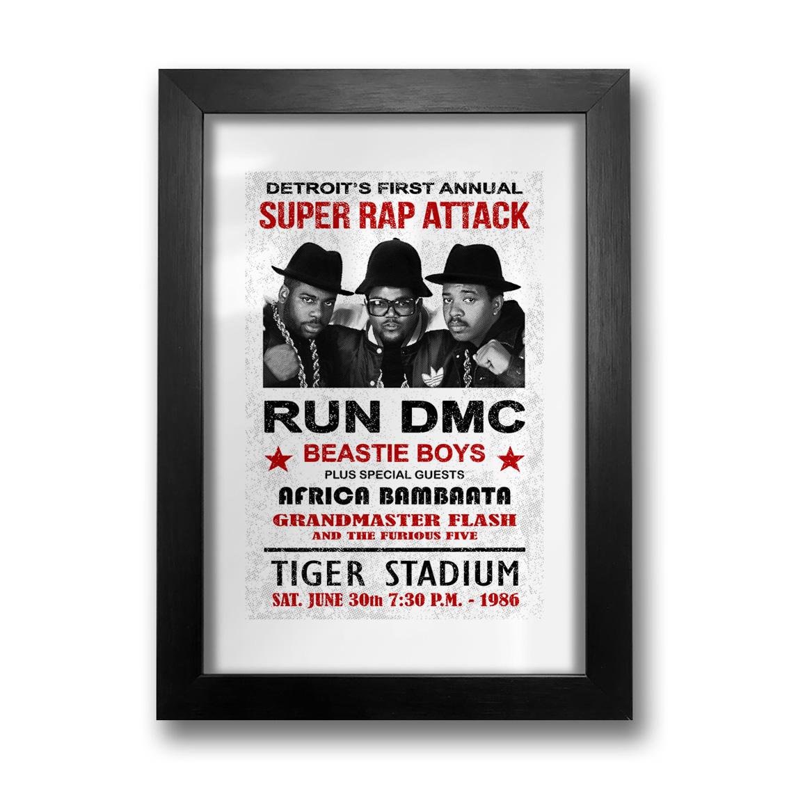 Quadro Run DMC