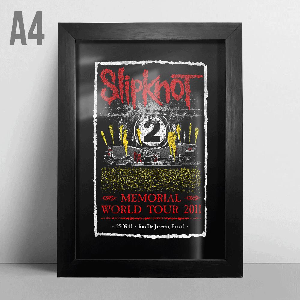 Quadro A4 - Slipknot