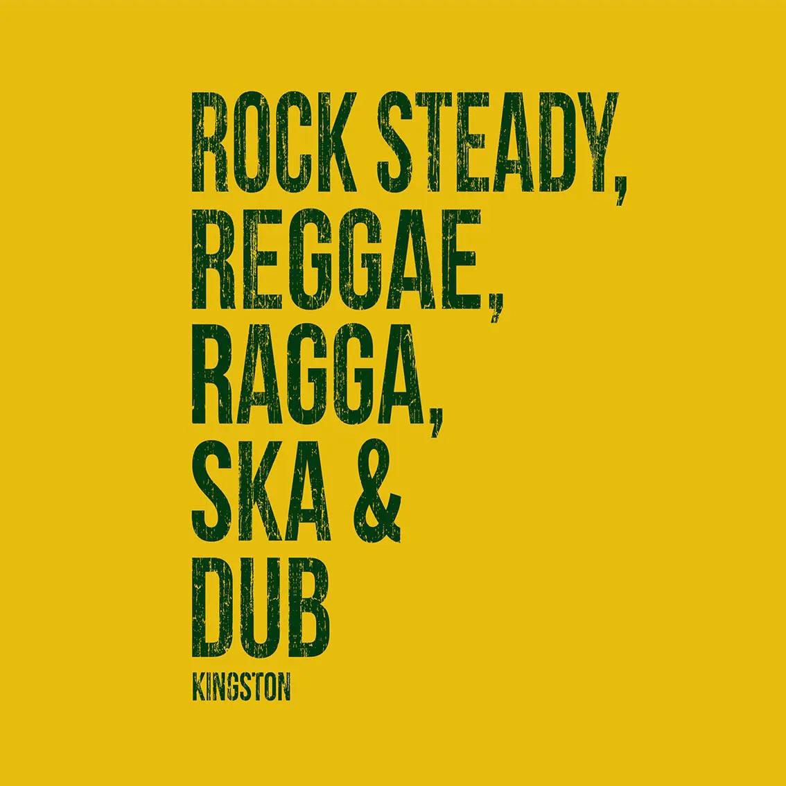 Quadro A4 - Sounds Of Kingston