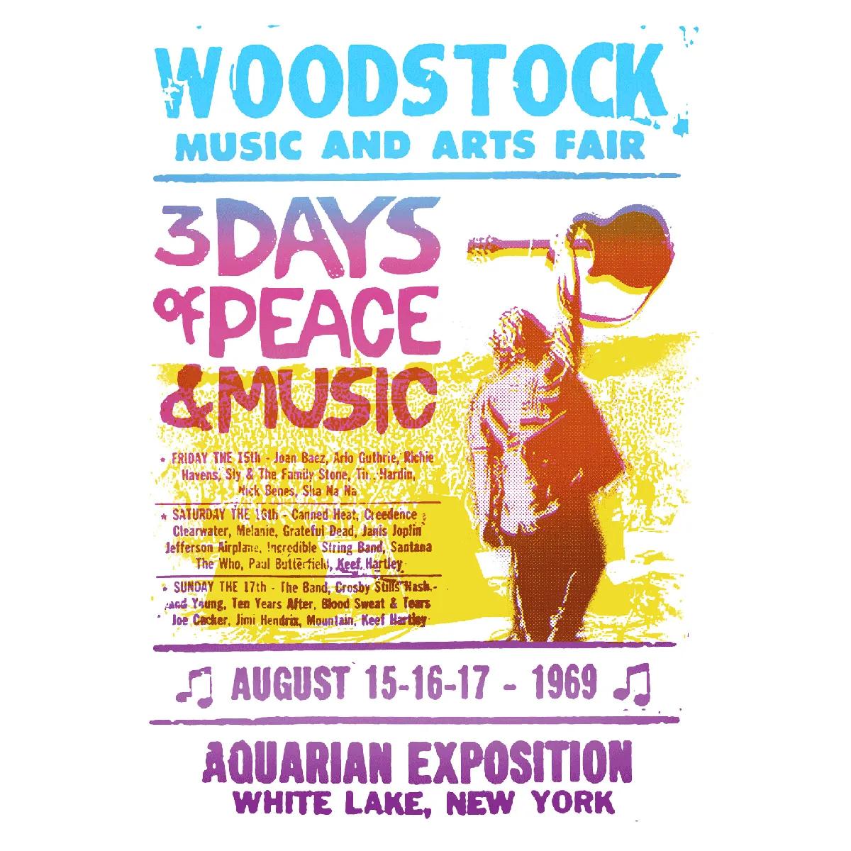 Quadro A4 - Woodstock