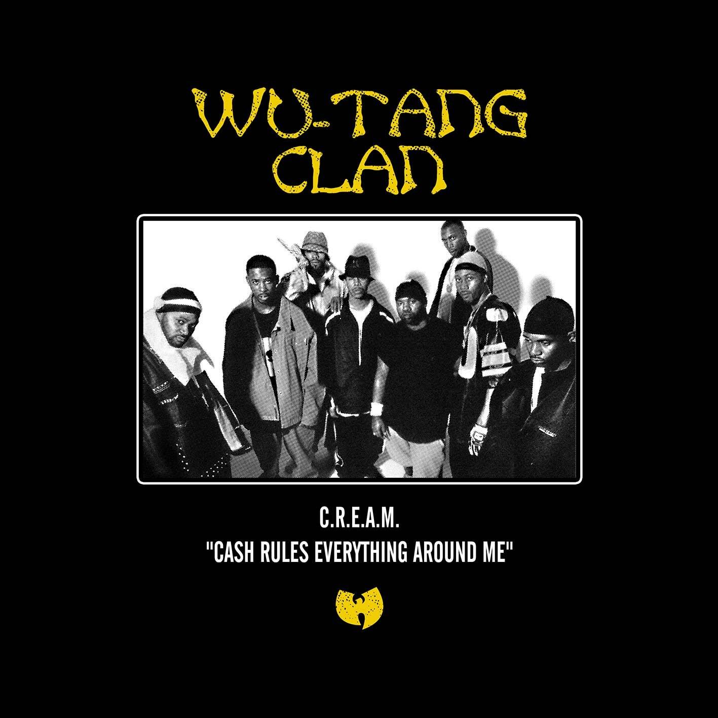 Quadro A4 - Wu-Tang Clan