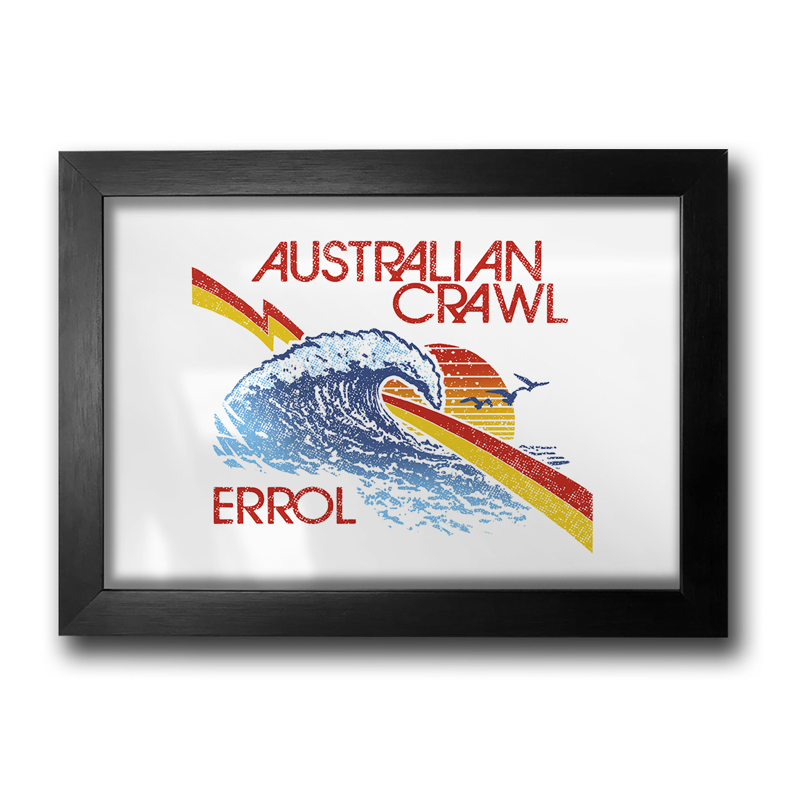 Quadro Australian Crawl