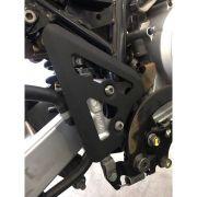 Protetor reservatorio de oleo de freio Tenere 250