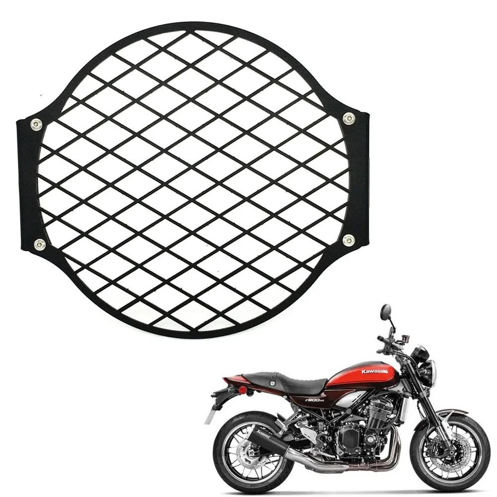 Protetor de Farol Z900 RS (aço carbono)