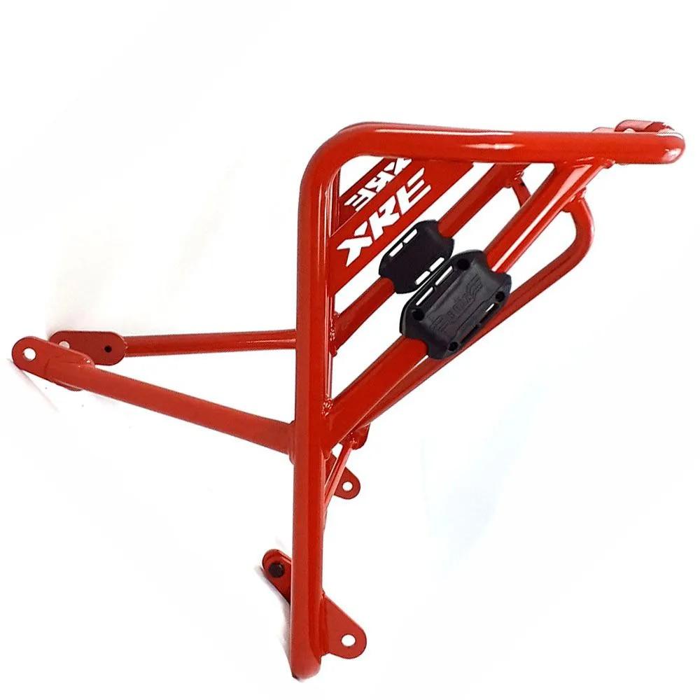 Protetor de Motor e Carenagem XRE 300 Vermelho Bráz