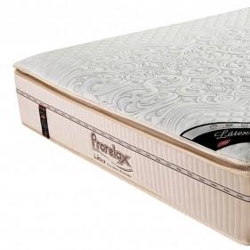 Colchão Queen Size Prorelax Látex Firm 158x198x36 Molas Ensacadas Pillow Top Látex Turn Free