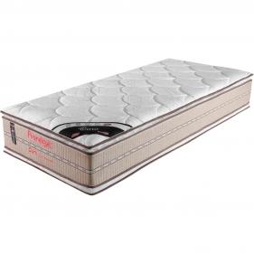 Colchão Solteiro Prorelax Ouro 96x203x32 Molas Ensacadas Pillow Top Viscoelástico Double Face