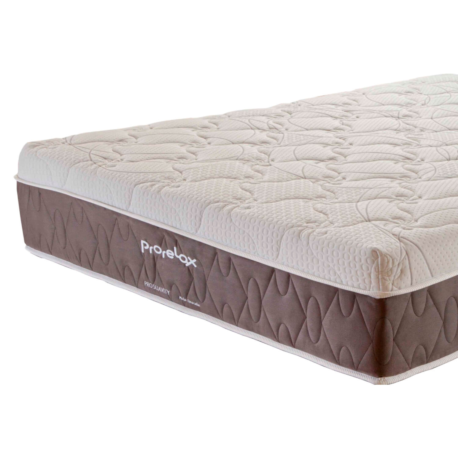 Colchão Queen Prorelax Pro Suavity 158x198x30 Molas Ensacadas Pillow Top Turn Free