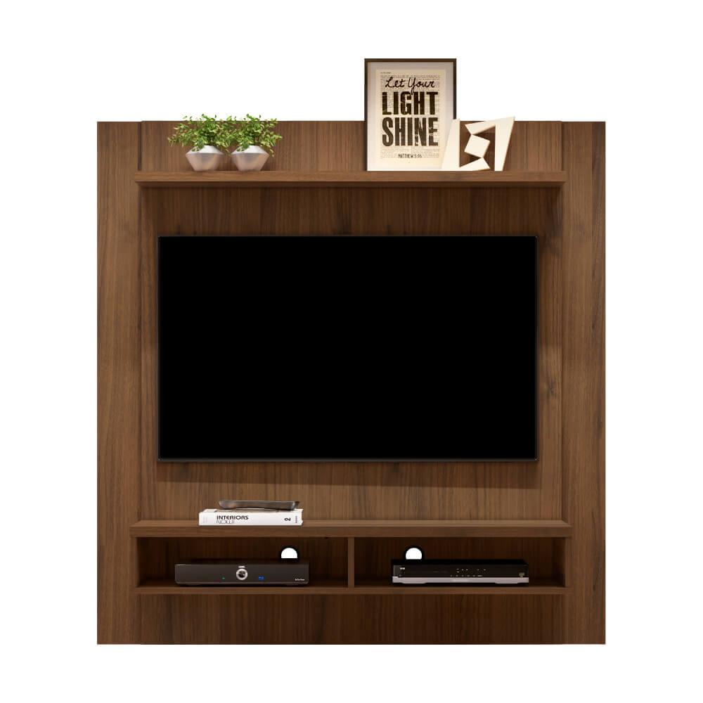Painel Home Capri Smart para TVs de até 43 polegadas Linea Brasil - Nogueira