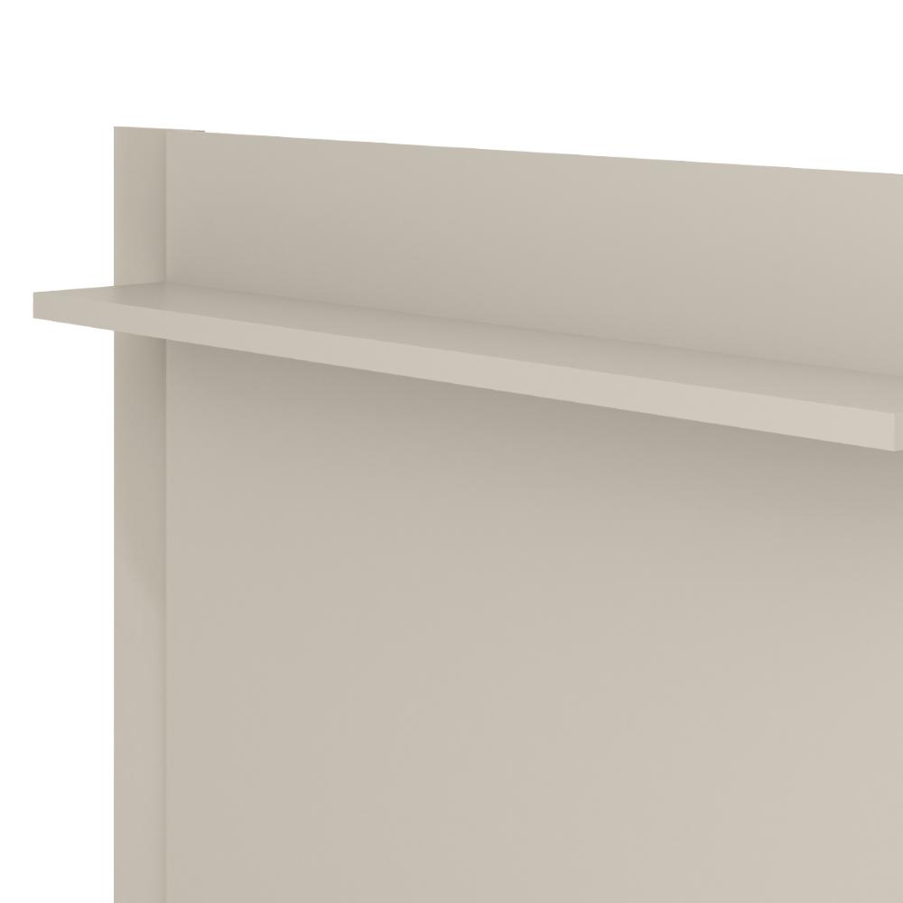 Painel Home Capri Smart para TVs de até 43 polegadas Linea Brasil - Off White