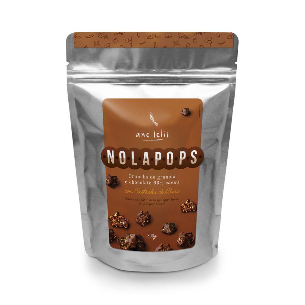 snack nolapops 300g  Ane Lelis