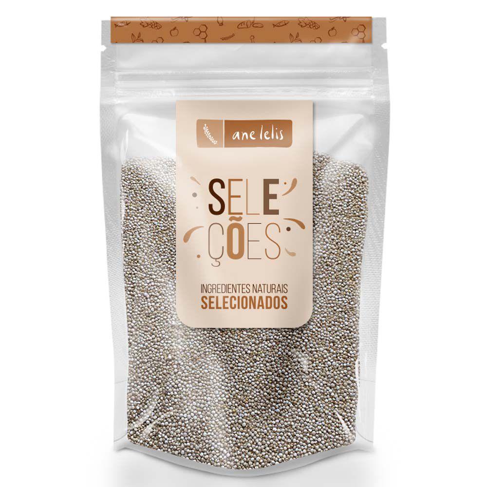 quinoa real em grão importada  200g
