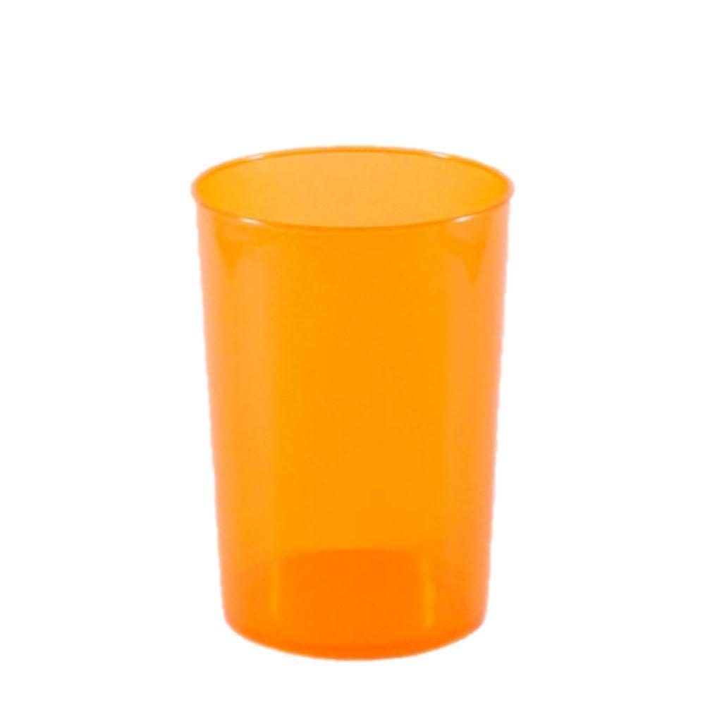 Copo Plástico 300 ml Zeek Linha POP - Transparentes