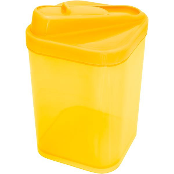Farinheiro Plástico 800 ml Zeek Linha POP