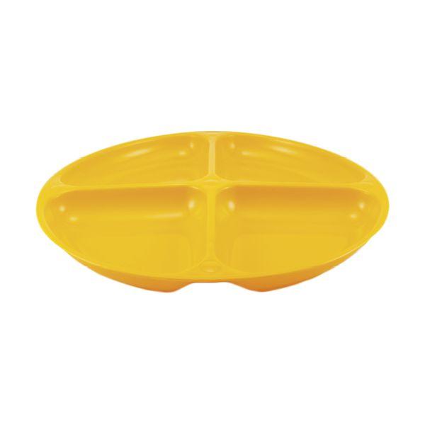 Petisqueira Plástica 4 Cavidades Zeek Linha POP