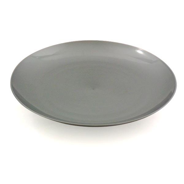 Prato Refeição em Plástico Zeek Linha Style