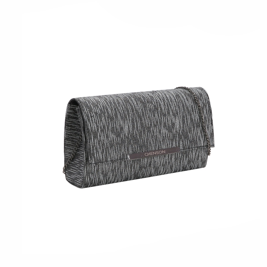 Bolsa feminina clutch de festa Glamour Gala Chenson 2613