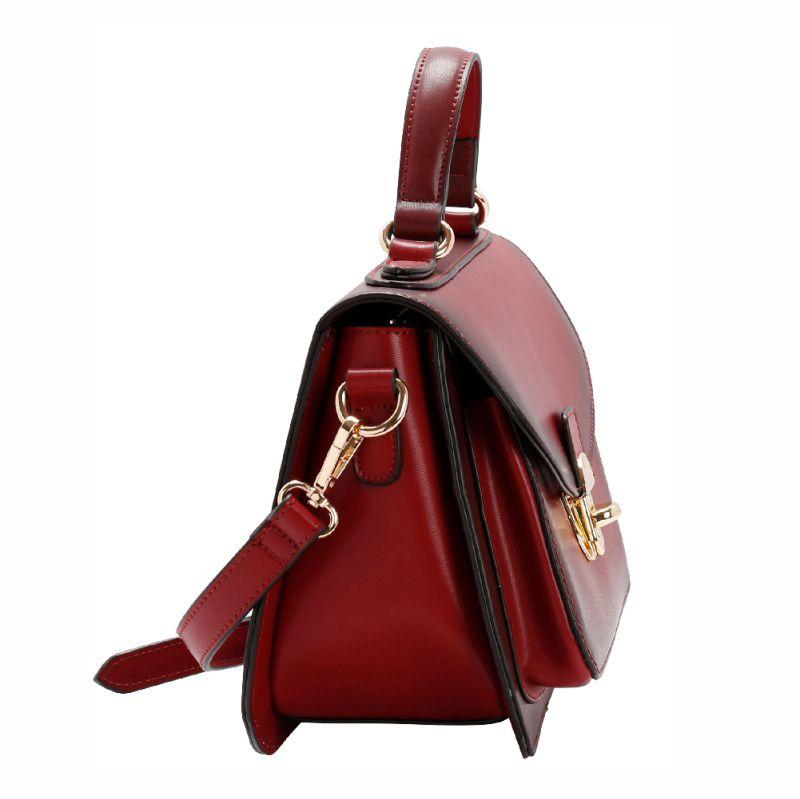 b69a12713 ... Bolsa Feminina de mão com alça longa Clássico Deluxe Chenson 1824 - Bergamoda  Bolsas e Acessórios ...