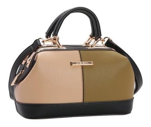 Bolsa feminina de mão/transversal Mini Bags Chenson 2931