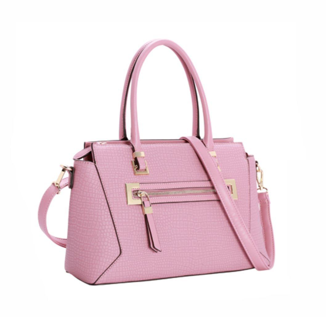 88bdf2769 Bolsa Feminina Mão Clássico Contemporâneo Chenson 3481114 - Bergamoda Bolsas  e Acessórios