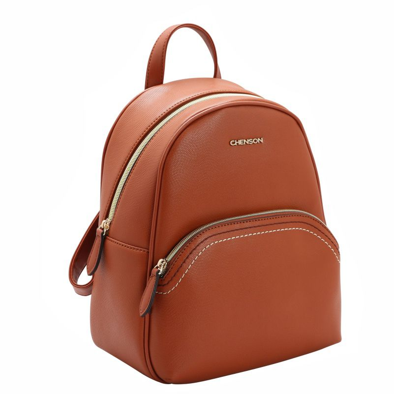 Bolsa Feminina Mochila Pesposto Elegante Chenson 8482103