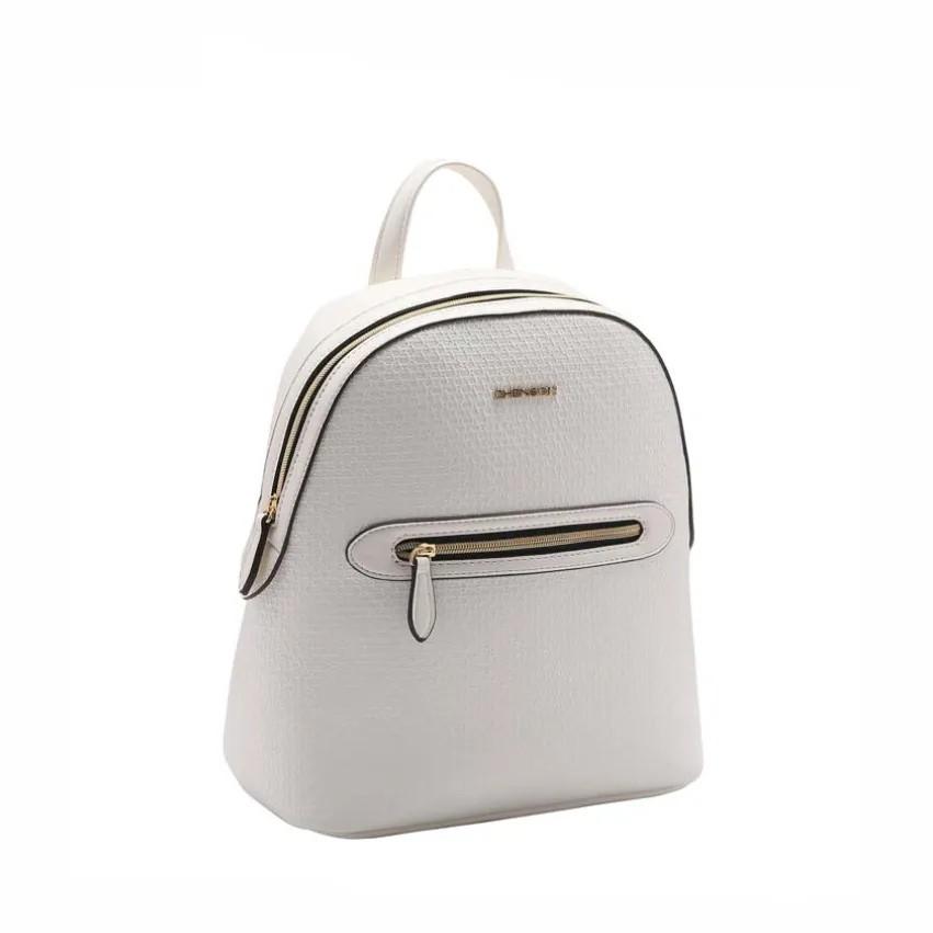 Bolsa Mochila feminina Mini Relevo Chenson 3125