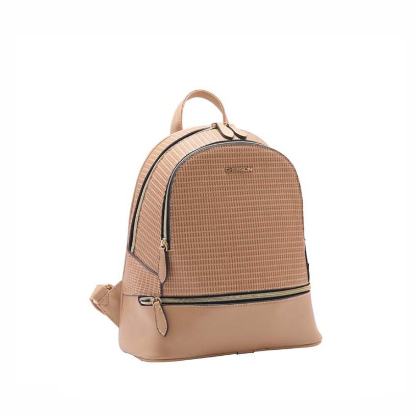 Bolsa Mochila feminina Mini Tresse Chenson 3136