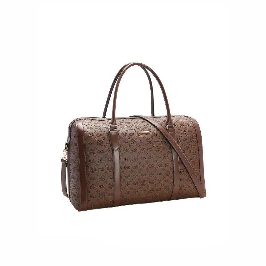 Bolsa sacola de viagem Monograma Relevo Chenson 2642