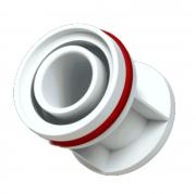 Adaptador para Led Piscina - Cano de 50mm – Luxpool