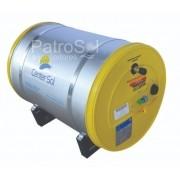 Boiler Para Aquecedor Solar 100 litros – Baixa Pressão Inox 316 Nível/Desnível