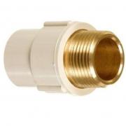 Conector Macho CPVC 22x3/4 - Tigre