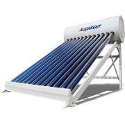 Kit Aquecedor Solar a Vácuo Acoplado Aquakent 240 litros - 16 Tubos