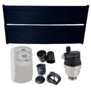 Kit Aquecedor Solar Para Piscina 27m²