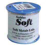 Solda 50 X 50 fio 2.4mm 500g - Soft